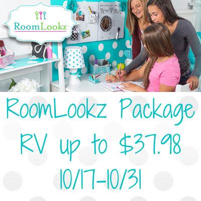 RoomLookz Package Giveaway
