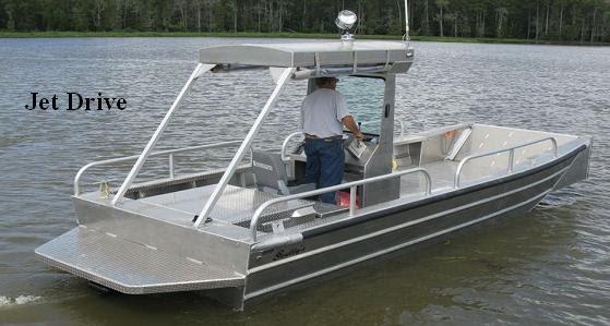 Boat Design Aluminium Biili Boat Plan