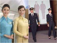 đồng phục tiếp viên hàng không jetstar,