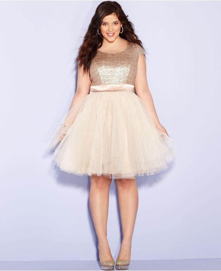 90169c1bb Juniors Plus Size Semi Formal Dresses - Dress Foto and Picture