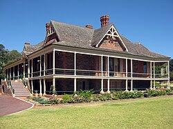 Urrbrae House, Urrbrae,