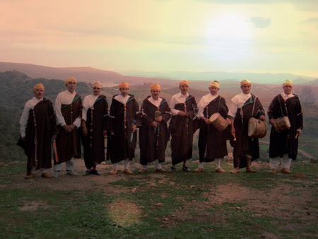 The Master Musicians of Joujouka - photo by Frank Rynne