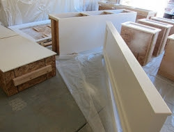 DIY King Size Bed - Bed Frame