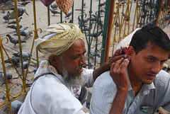 The Ear Cleaners of Bandra Talao by firoze shakir photographerno1