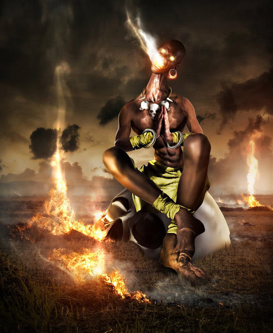 16 The Heat Dhalsim Street Fighter Art in 24 Hyper Realistic Examples of Street Fighter Characters Art