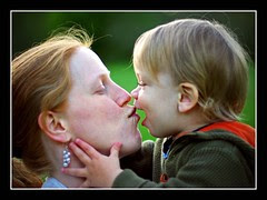 A Mother's Kiss  [123/365]