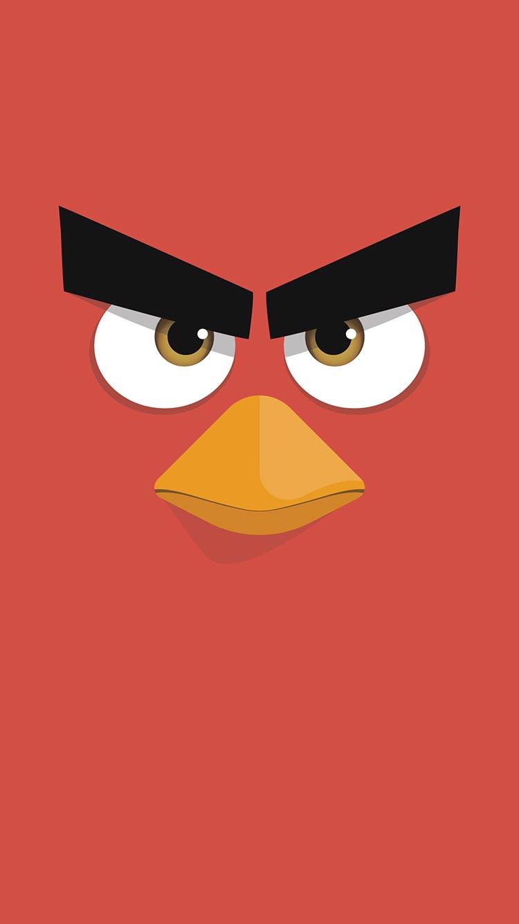 怒っている鳥ゲーム2018 Iphone 6壁紙 750 1334 Iphoneチーズ