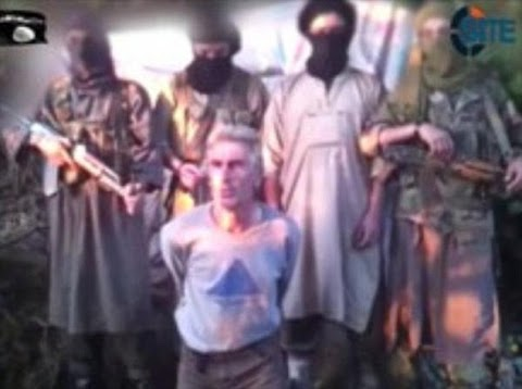 Algerian militants linked to ISIS behead French hostage after Pres.Obama's speech