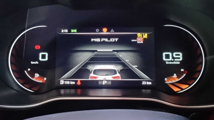 The 7.0-inch display in the digital instrument cluster is standard, as is the 10.1-inch infotainment screen. Image: Tech2/Amaan Ahmed