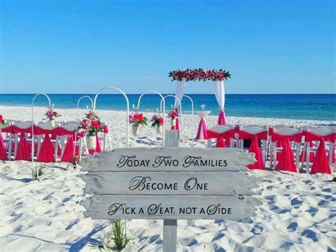 Affordable Destin Florida Beach Wedding Packages/ All