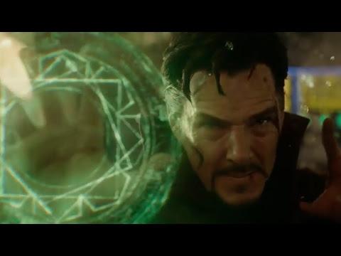Tráiler promocional del lanzamiento del Blu-Ray de 'Doctor Strange'