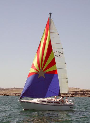 az sailboat