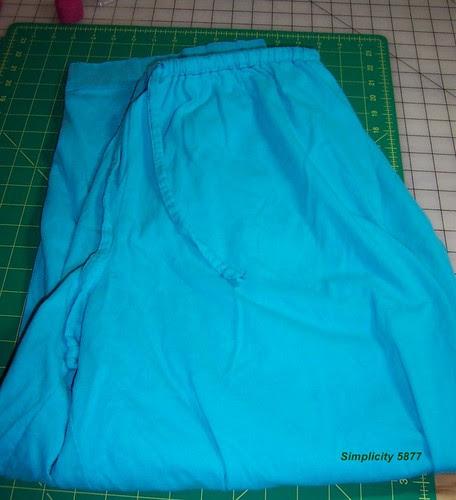 Simplicity 5877, Pajama Pants