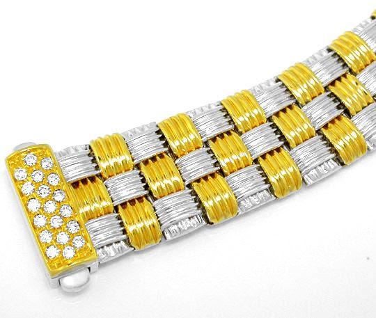Foto 1, Neu! Brillant-Armband Beste-Vom-Besten Luxus! Portofrei, S8201