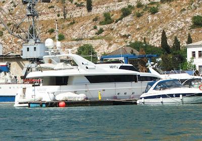 Яхта Алсу за миллион долларов