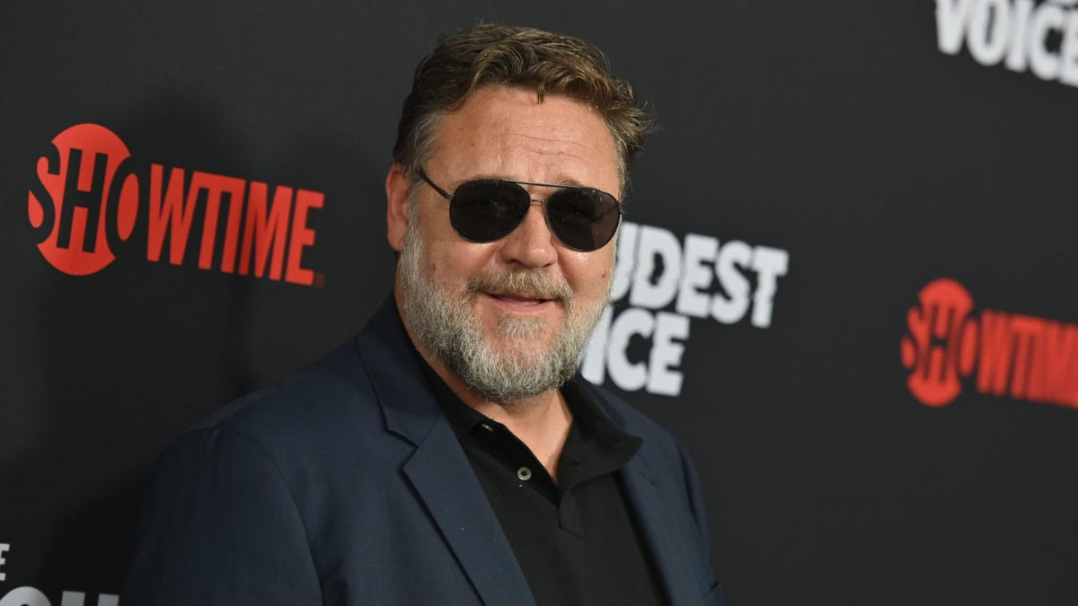 Russell Crowe is apparently playing Zeus in Thor: Love And Thunder