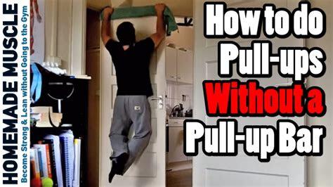pull ups   pull  bar  alternatives