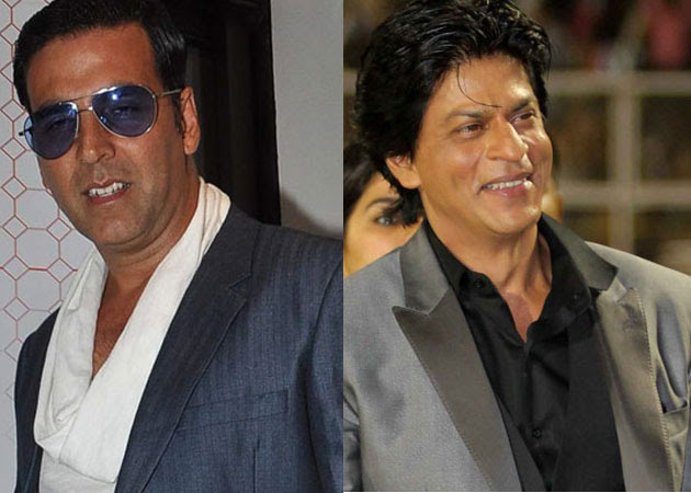 Akshay Kumar left out as Shah Rukh Khan grabs attention at first IPL match