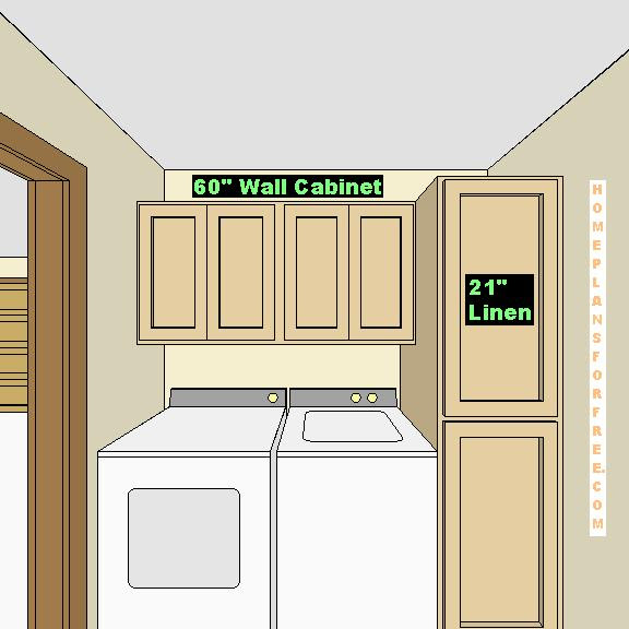 Laundry Room Free Plan Design with Home Layout including Family ...