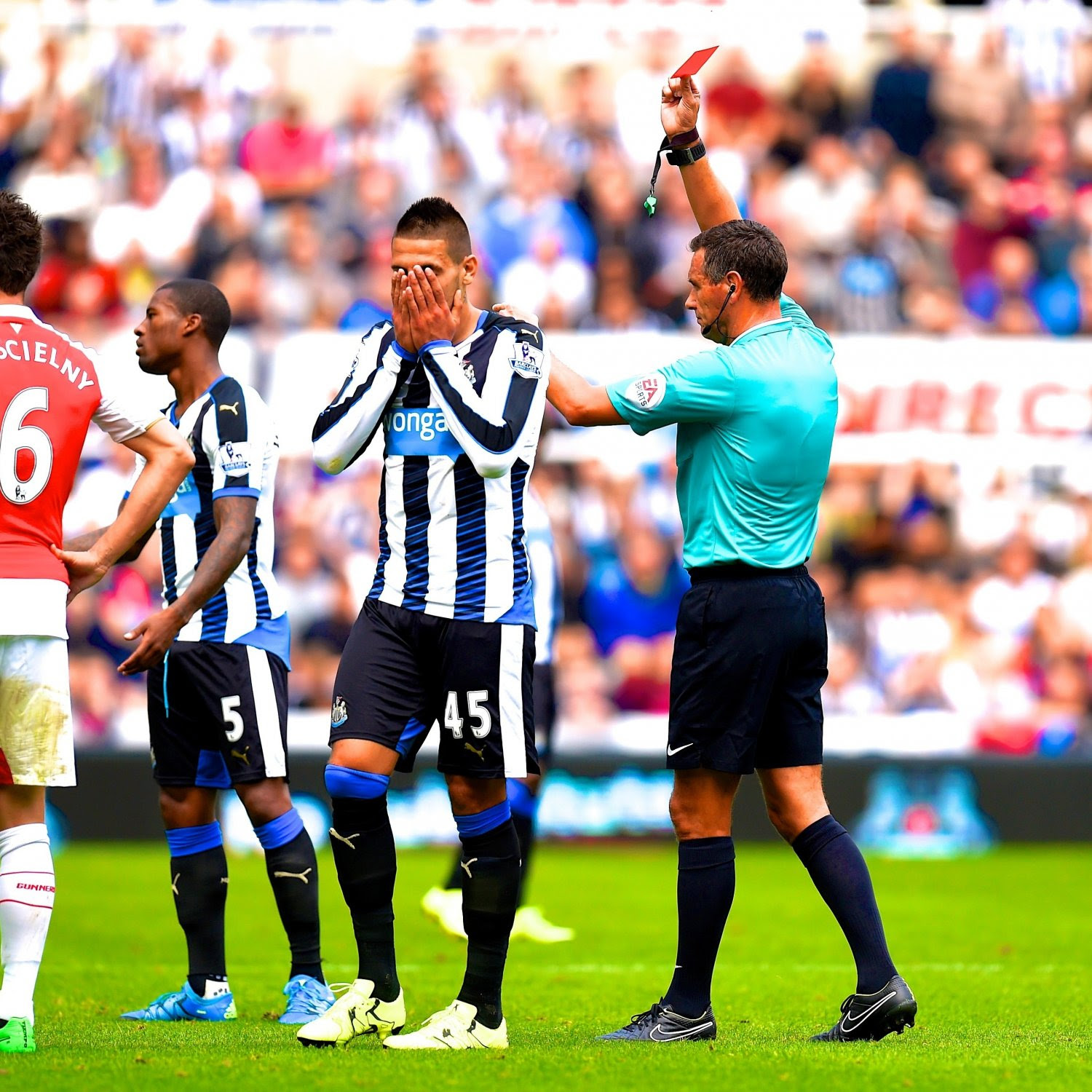 Newcastle United vs. Arsenal: Live Score, Highlights from ...