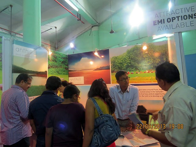www.anthill.co.in - Agrowon Green Home Expo 2013 Season 3 - Exhibition of Weekend Homes, 2nd Homes, Farm House Plots, N A Plots & Bungalow Plots  - 21st & 22nd September 2013