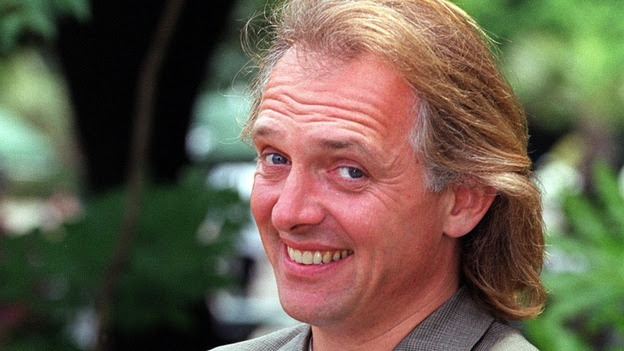 Rik Mayall shot to fame playing Rick in The Young Ones.