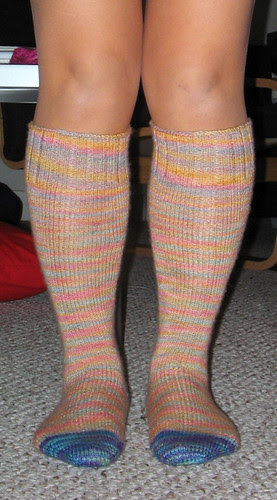 Autopilot socks finished