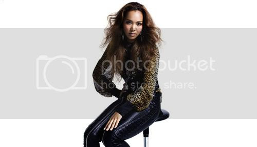 Crystal Kay's brand new swag promo shot for 2009