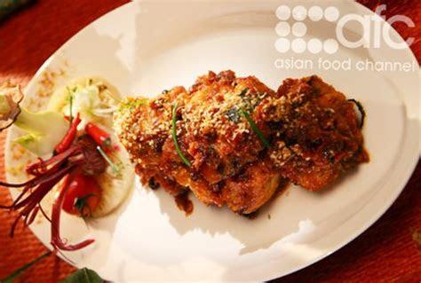 chef wan spicy red chicken ayam masak merah