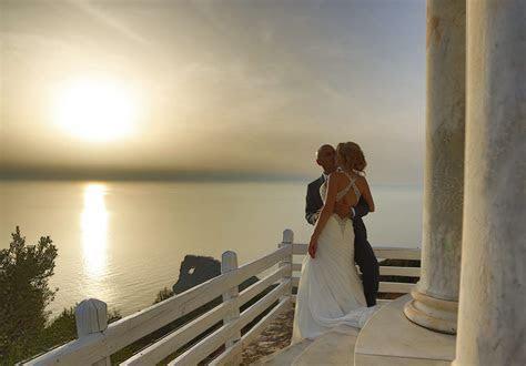 The spectacular wedding venue of Son Marroig near Deia