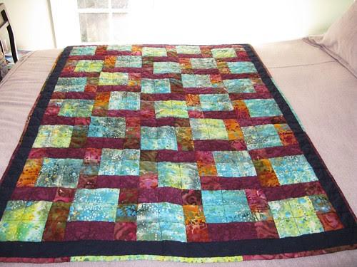 Etana's quilt