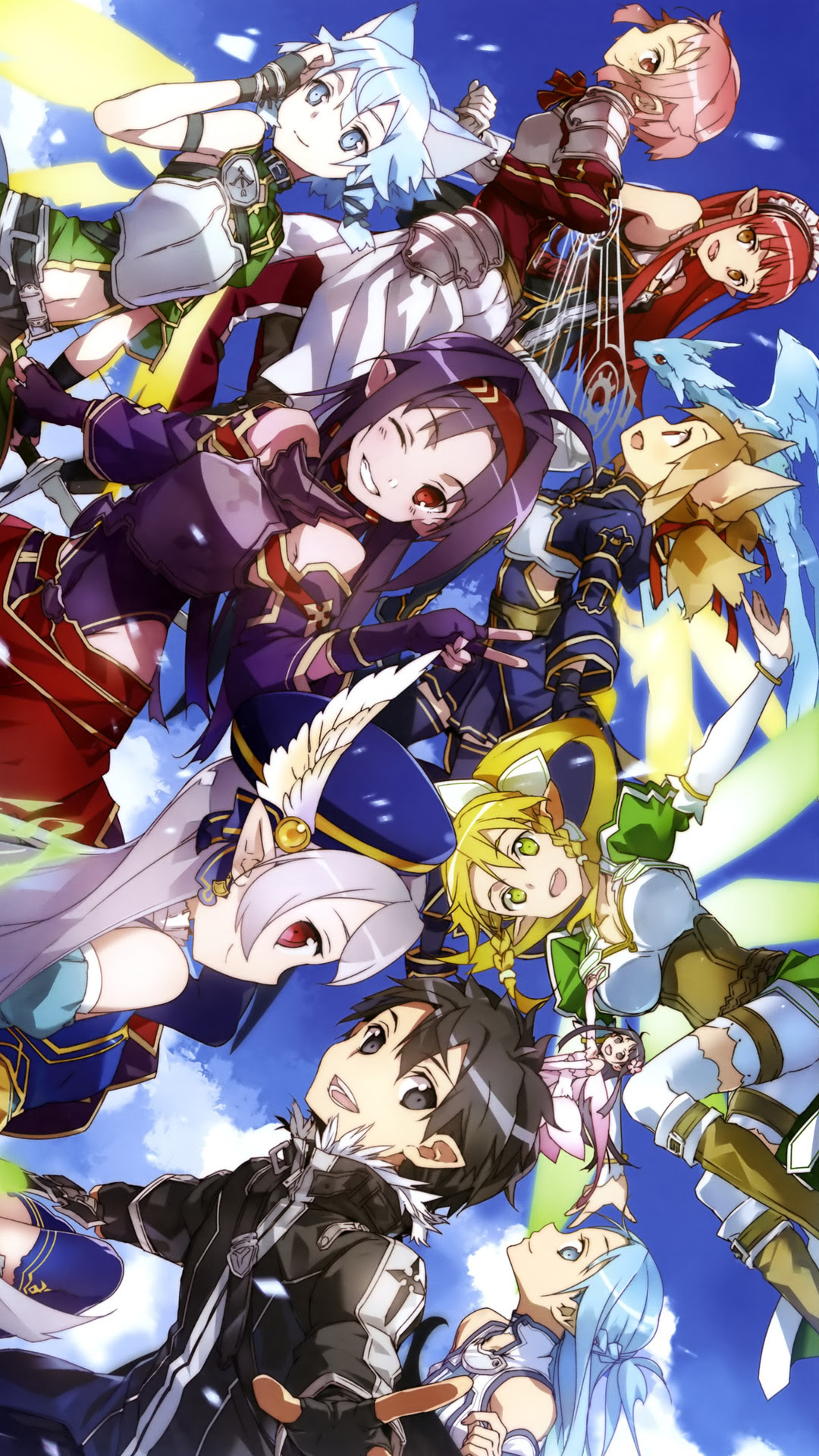 Download Wallpaper Hd For Mobile Anime Hd Cikimm Com