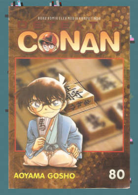 Detektif Conan #80 Review