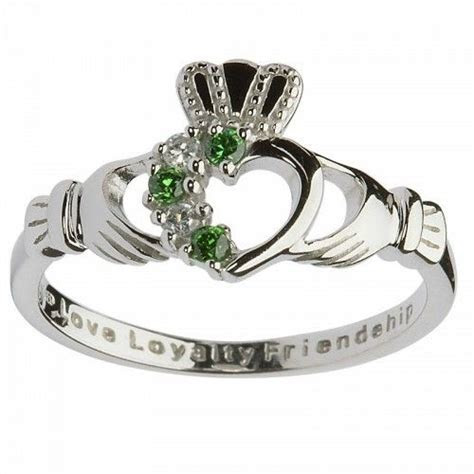 Pin by Claddagh Jewellers Galway on Silver Ladies Claddagh