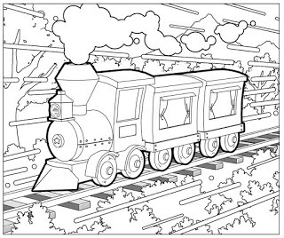 Augmented reality coloring pages ~ Awesome Blippi Coloring Pages - funny picture