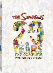 The Simpsons - The Complete Twentieth Season