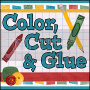 Color Cut Glue
