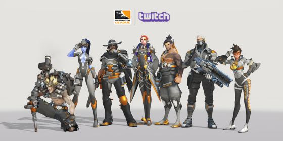 Overwatch League Lets Twitch Viewers Earn Overwatch Game Rewards