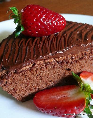 Flourless Queen Of Sheba Cake Recipe