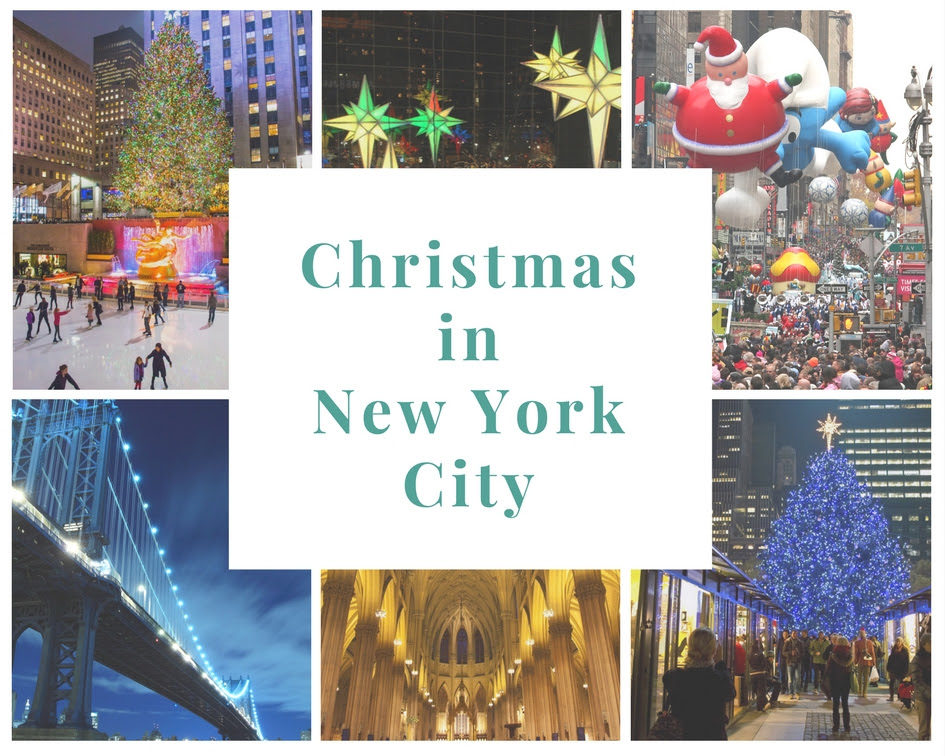 Christmas In New York City 2017 Nyc Cheap Travel