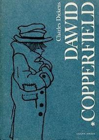 Okładka książki Dawid Copperfield, tom 1