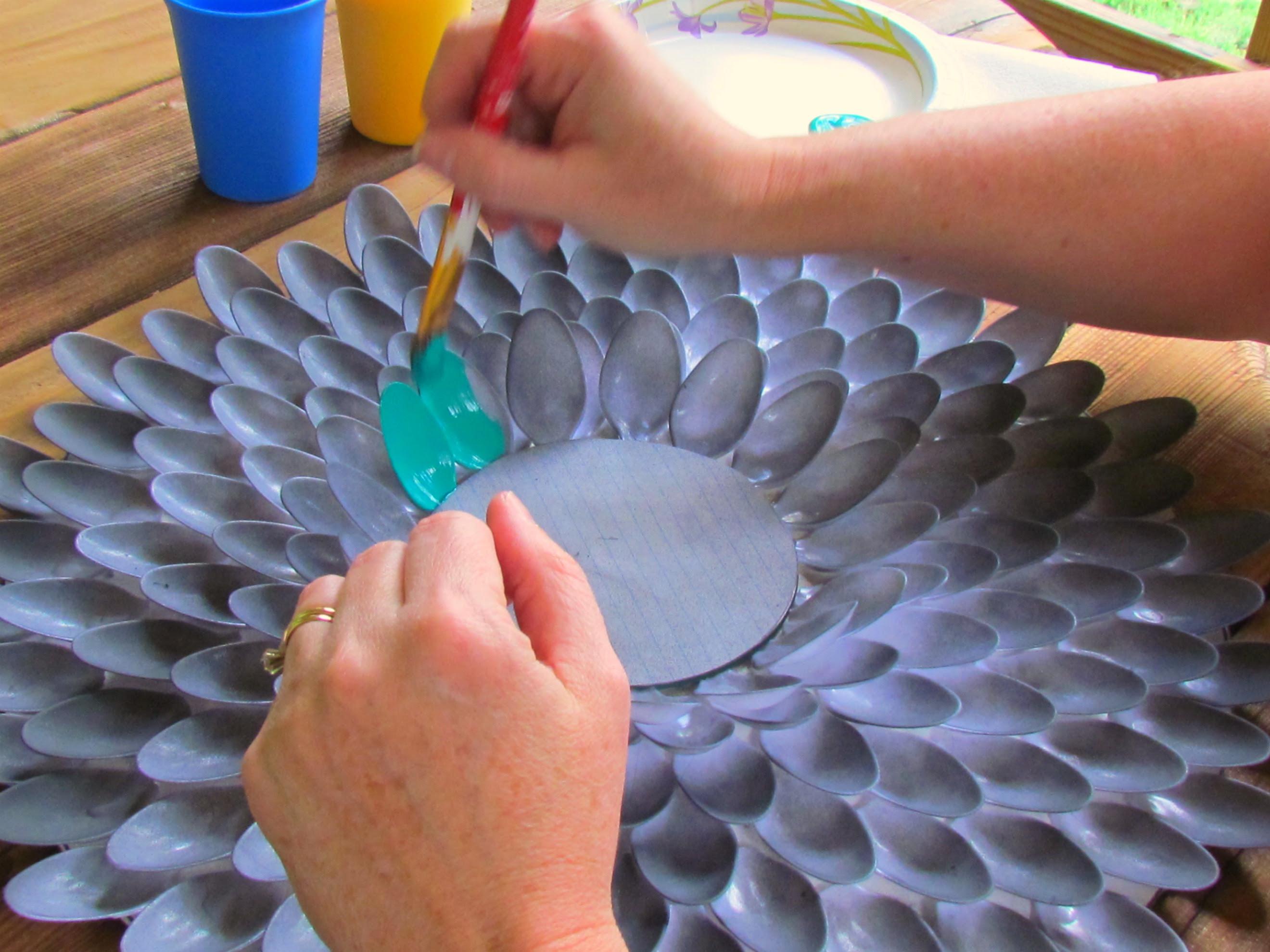plastik-kaşıktan-ayna-yapımı