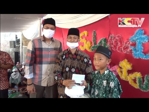 MDTA Daruddiniyah Margaluyu Santuni 300 Anak Yatim