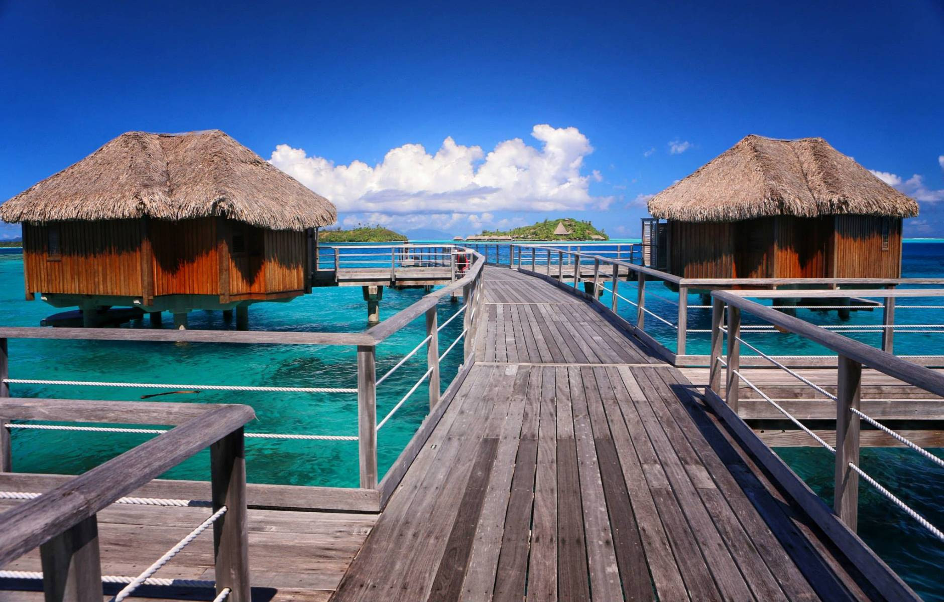 Sofitel Bora Bora Marara Beach Resort  Luxury Horizon