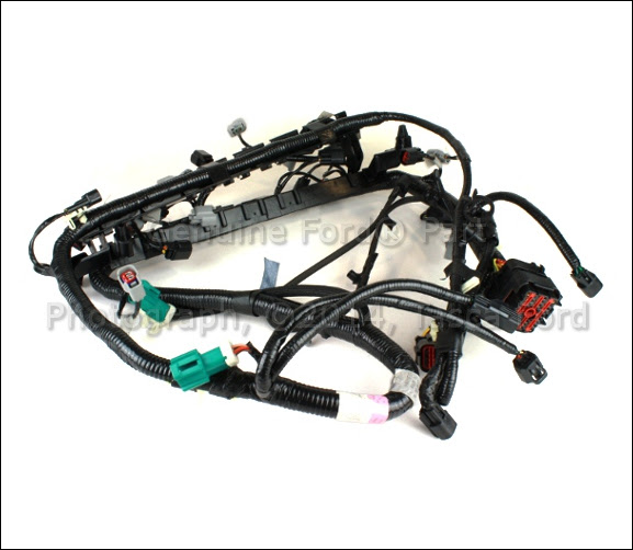 Ford Excursion Fuse Box Wiring Harnes