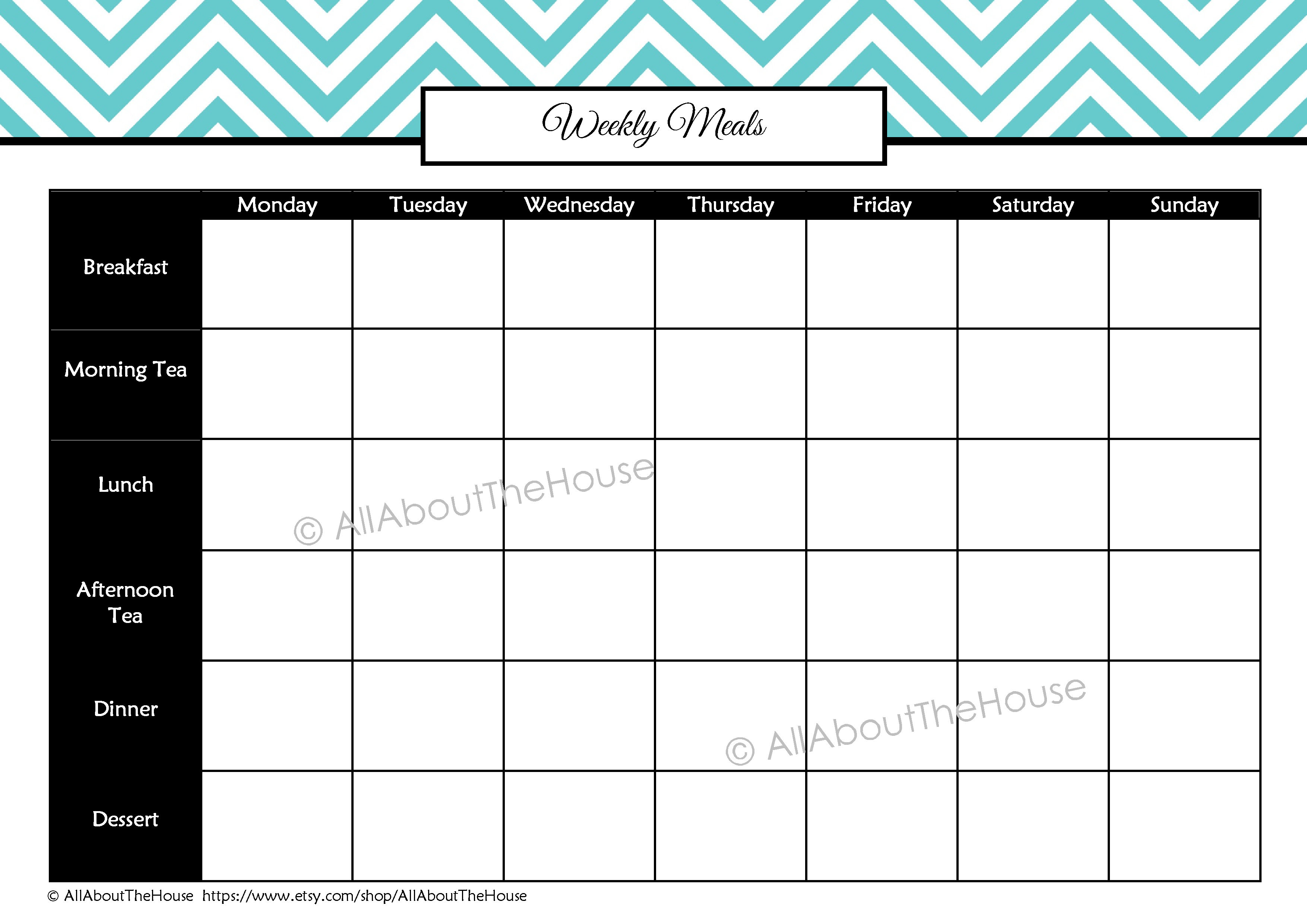 Health and Fitness Printables Kit | AllAboutTheHouse Printables