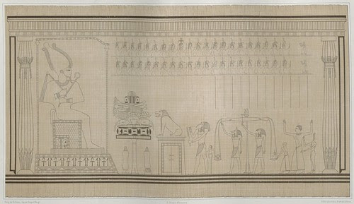Histoire de l'art égyptien by Prisse D'Avennes, 1878 p