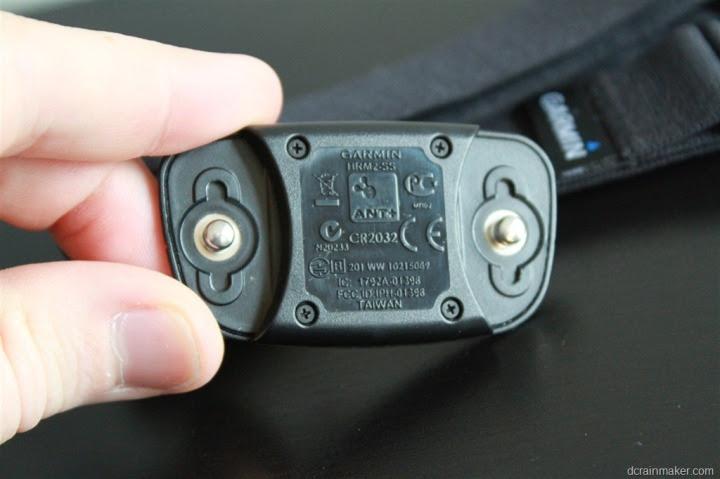 Garmin FR910XT HR Strap Transmitter Pod