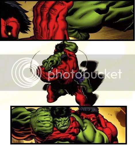 Hulks Collision