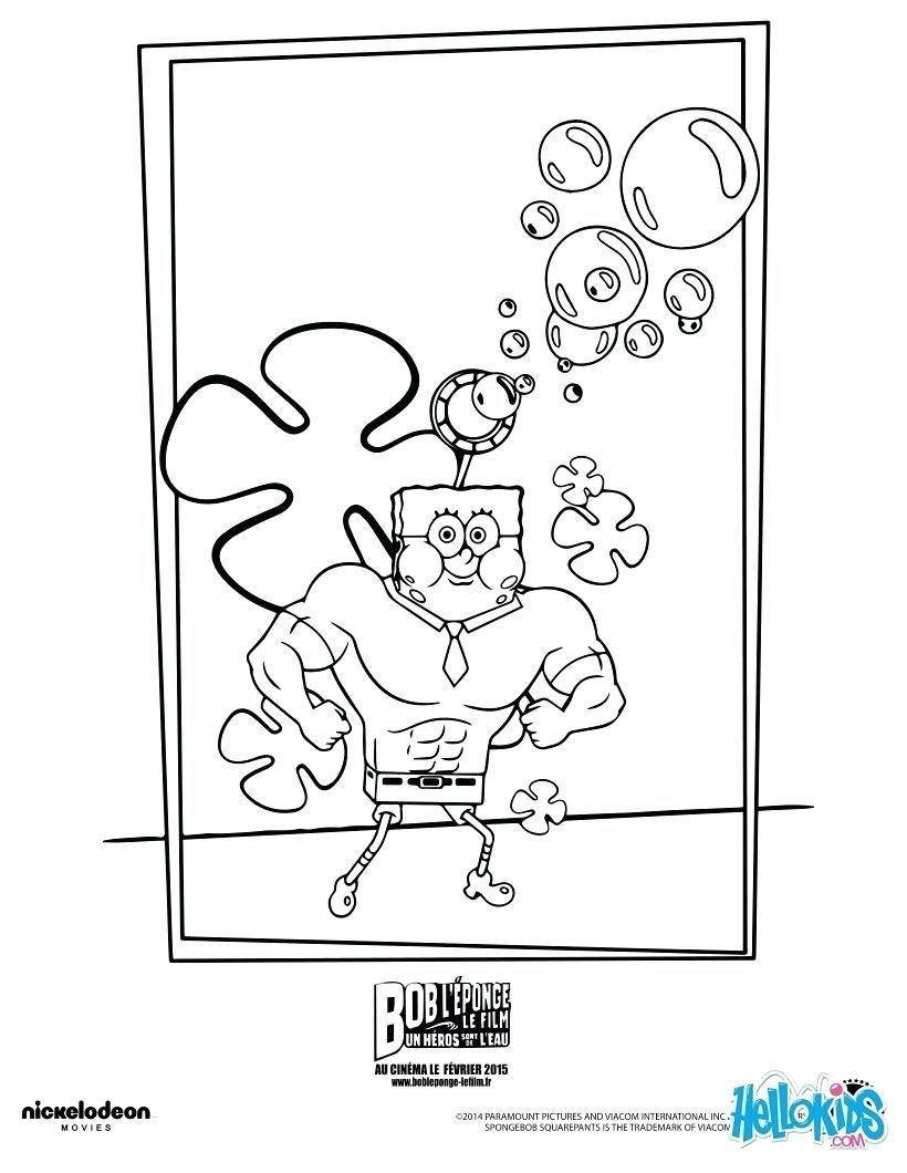 820 Top Spongebob Squarepants Coloring Pages Pdf  Images